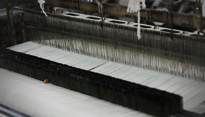 帆布とは丈夫な織物です